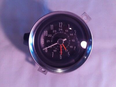AMC Jav/AMX 1968-70 USED Dashboard Electric Clock