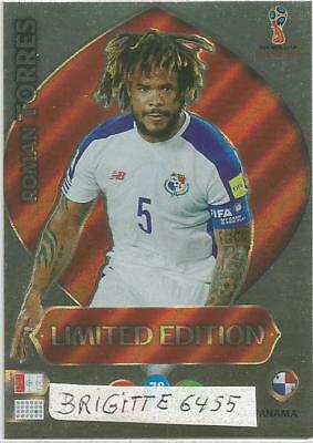Panini Adrenalyn XL World Cup Russia 2018 Limited Edition - Roman Torres