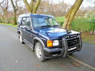 Land Rover Discovery 2 TD5 2.5 auto 7 seater very reliable.