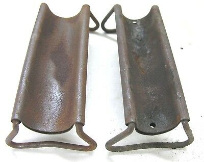 2 American Beauty  soldering iron STANDS, holders