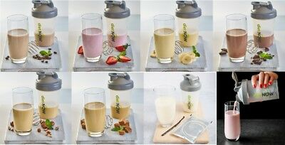 DIET NOW SHAKES 🍒 Mixed 🍓 Flavours 🍌❤️ VLCD Meal Replacement ❤️ HIGH PROTEIN