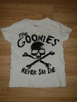 The Goonies Tshirt 12-18months