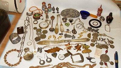 Antique/vintage Collectables,jewellery/curio`s/cutlery, Bits+Pieces, Mixed Ages.