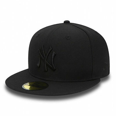 NY YANKEES NEW Era 3930 League Essential Blu Cappello da Baseball ... 2cc04be7a91b
