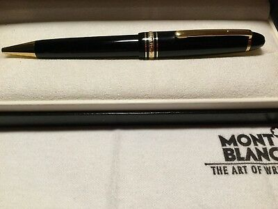 Montblanc LeGrand gold ballpoint pen from collection