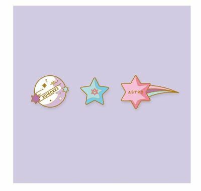 Astro 2019 Season Md Official Goods Pin Badge Set Sealed