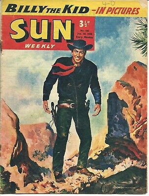 Sun Weekly - Number 467 - January 1958