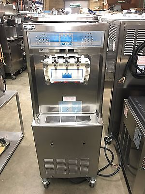 2012 Taylor 336 Soft Serve Frozen Yogurt Ice Cream Machine Warranty 3Ph Air