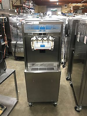 2013 Taylor 794 Soft Serve Frozen Yogurt Ice Cream Machine Warranty 3Ph Water
