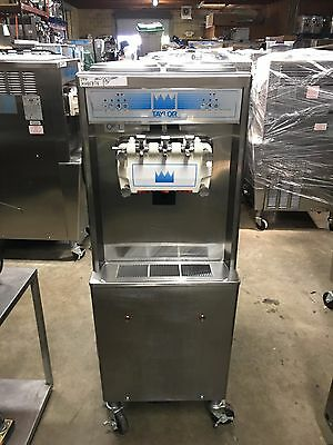 2011 Taylor 794 Soft Serve Frozen Yogurt Ice Cream Machine Warranty 1Ph Water