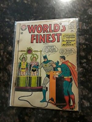 World's Finest #147 (1965)  New DC Silver Age Collection