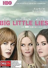 Big Little Lies Season 1 Region 4