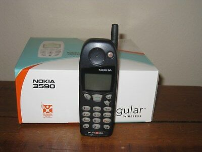 Nokia 5190 Cell Phone Untested