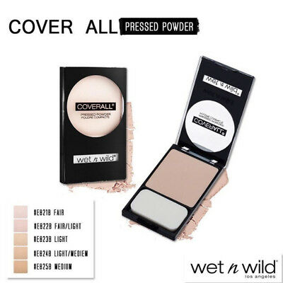 Wet n Wild CoverAll Pressed Powder - Free US Shipping