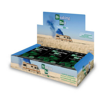 BREAKING BAD ~ Season 1-5 Factory Sealed Trading Cards Box (Cryptozoic) #NEW