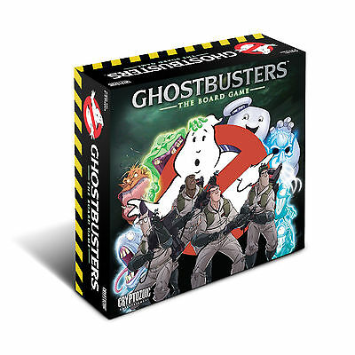 GHOSTBUSTERS - The Board Game (Cryptozoic) #NEW