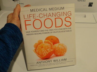 Pre-Owned Medical Medium Life-Changing FOODS (Hardcover 2016)