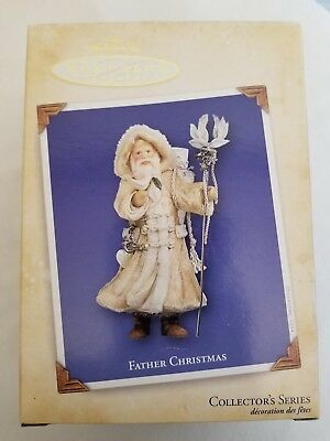 Hallmark Keepsake Ornament 2004 Father Christmas First In The Series (QX8471)