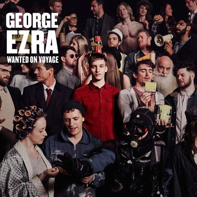 George Ezra - Wanted On Voyage, 1 Audio-CD + 1 DVD (Limited Deluxe Repack Edi...