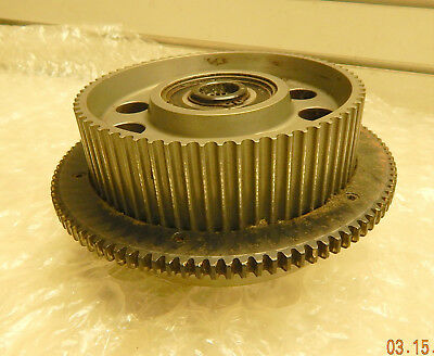 """Clutch Hub Basket assy 3"""" open belt primary harley BDL primo clutches pulley"""