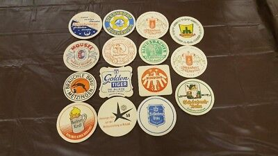 European Beer Coasters Made in Germany