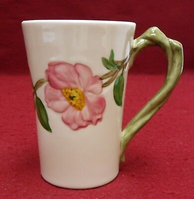 FRANCISCAN china DESERT ROSE USA pattern Irish Coffee Mug - 4-1/4""