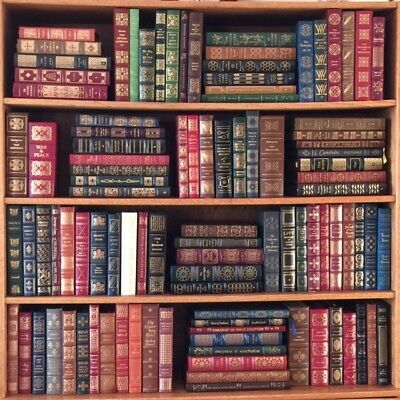 Vintage Easton Press,100 Greatest Book Ever Written, 1970's $4000