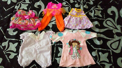 mixed cabbage patch dolls clothing