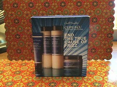 CAROL'S DAUGHTER Cupuacu End the True Cause of Frizz 3 Piece Starter Kit