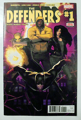 The Defenders #1 Modern Age Marvel Comic Book 2017 NM