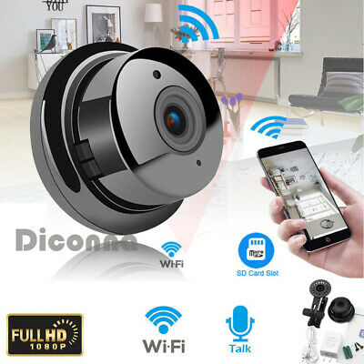 Wireless Mini WIFI IP Camera Home Outdoor Security Camera Night Vision HD 1080P