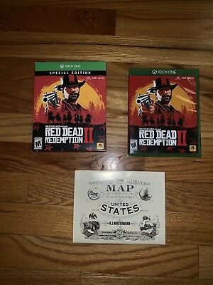 Red Dead Redemption 2 - Xbox One (No Special Edition Codes)