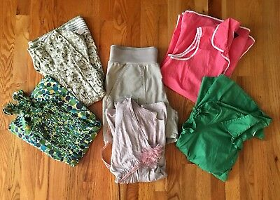 Maternity Lot Size S - 6 Pieces Total Shorts Tops Various Brands Casual Dressy