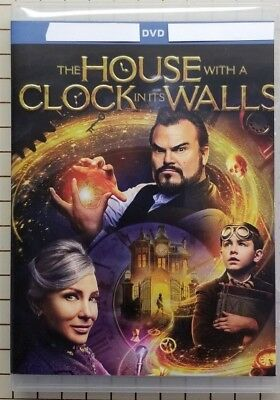 The House With a Clock in Its Walls (DVD, 2018) No Bluray No Digital