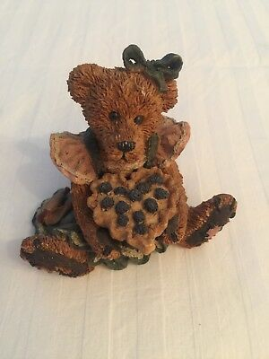 """Boyd's Bears And Friends Collection Figurine """"Friends Share All Things """"NIB"""