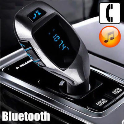 Reproductor Transmisor MP3 FM Mechero Coche Radio Volumen SD USB LCD X5 Cargador