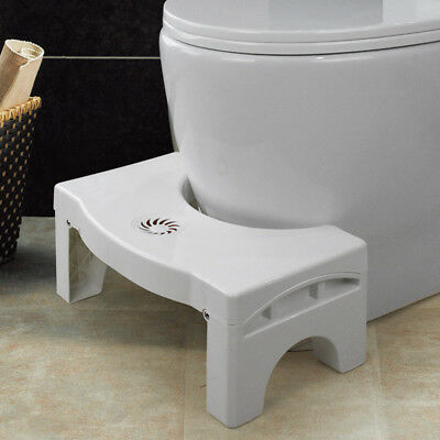 1* Baby Toilet Foot Stool Sit Potty Nature Comfort Squat Aid For Constipation AU