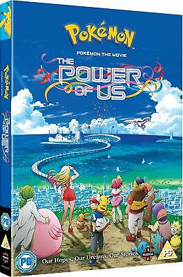 Pokemon the Movie: The Power of Us (DVD) Sarah Natochenny, James Carter Cathcart