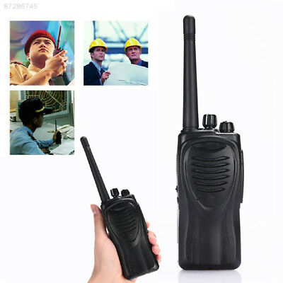 81FC Interphone Outdoor Activities Hotel Trip Travel Mall Original Black UHF