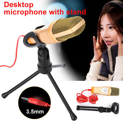 8F6D Microphone Gift Live Streaming Sound Studio Voice Recording ChatTools