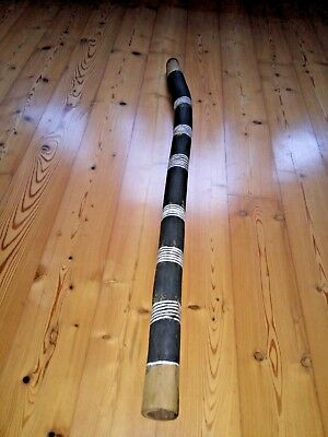Didgeridoo : Traditionelles authentisches antikes Yidaki / Mago aus Sammlung!