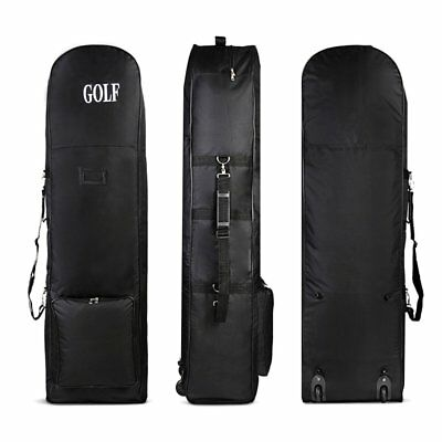 *NEW* JL Golf holiday travel cover / bag case with wheels.Durable lightweight
