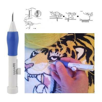 1.3/1.6/2.2mm DIY Embroidery Magic Pen Needle Sewing Funny Kits Weaving Sew AU