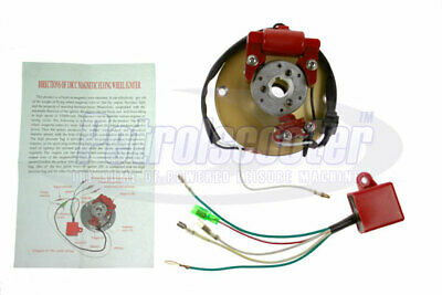Performance Pitbike Stator Pit Dirt Bike Rapid Rotor Kit CDI XR CRF 110cc 125cc