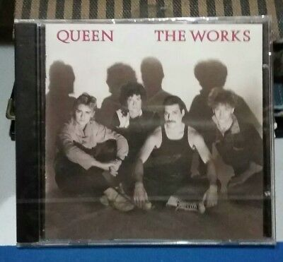 Queen - The Works cd 1994 Parlophone made In Holland nuovo SIGILLATO
