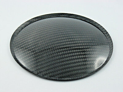 "10pcs 5.5"" (150mm) Carbon Fiber Dust Cap lot"