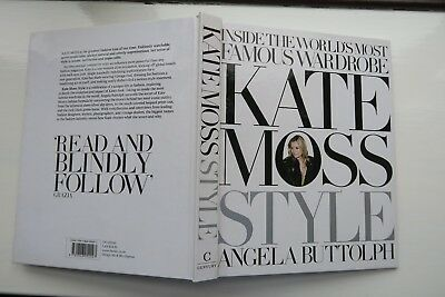 Kate Moss Style Angela Buttolph first edition 2008