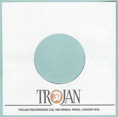 TROJAN REPRODUCTION RECORD COMPANY SLEEVES - (pack of 10)
