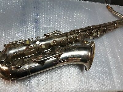 1939 KEILWERTH KING MODEL 3 TENOR SAX / SAXOPHONE - made in GERMANY