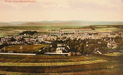 Forfar From Balmashanner Angus Early Pc